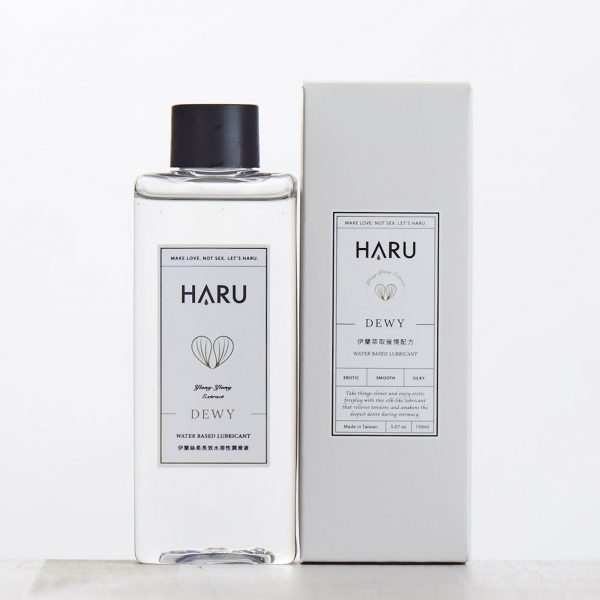 haru伊蘭絲柔長效潤滑液