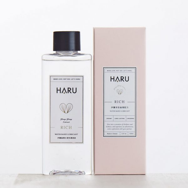 HARU-RICH-Waterbased-lube-155ml