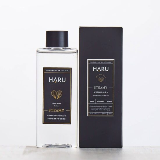 HARU-STEAMY-Waterbased-Lube-155ml