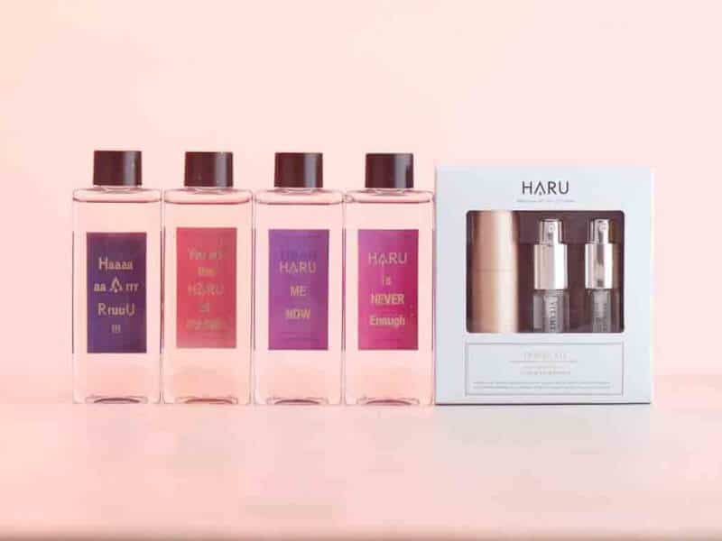 haru水溶性潤滑液_時尚包裝全產品