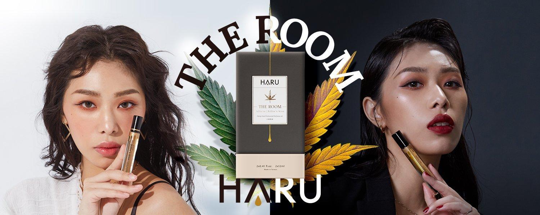 THE ROOM 大麻香水精油 1