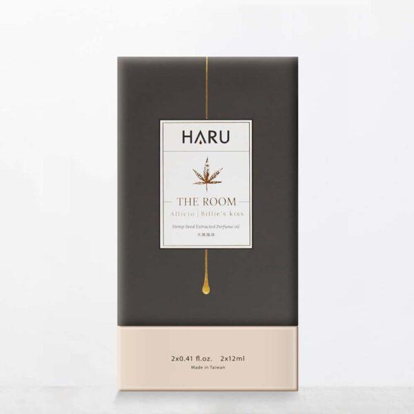 HARU大麻香水精油