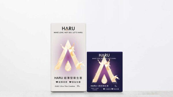 HARU-Condom-Combo-Set