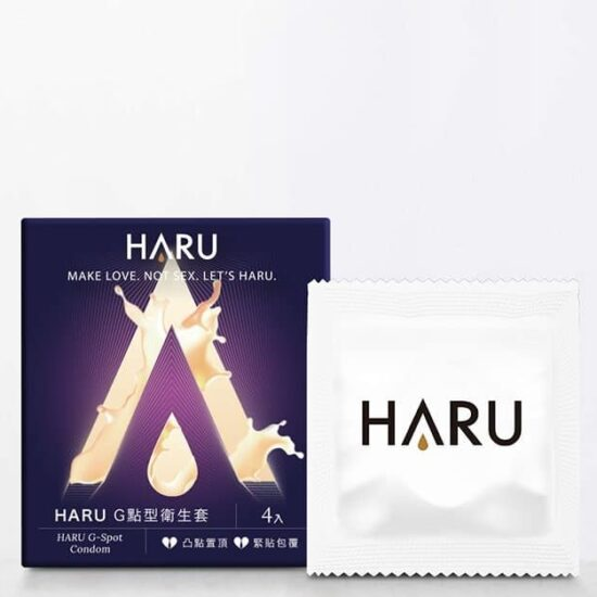 HARU-Condom-G-Spot-4Counts