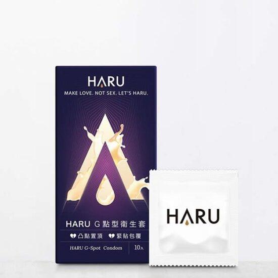 HARU-G-Spot-Condom-10Count