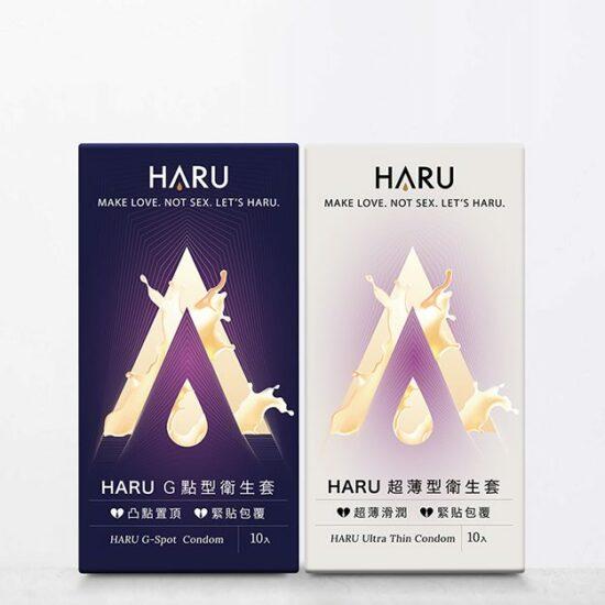 HARU-Condom-Combo-10+10