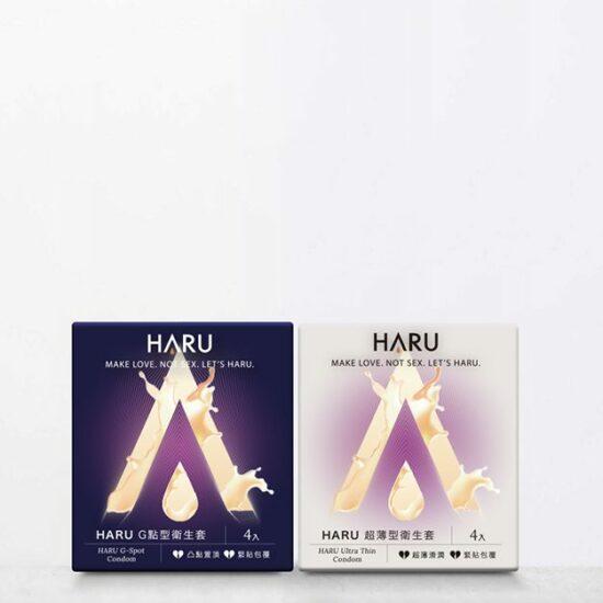 HARU-Condom-Combo-4+4
