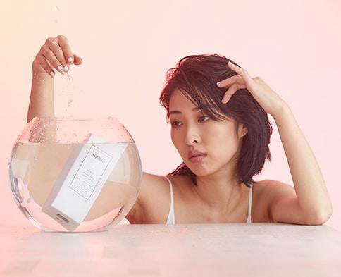 女生做愛不夠濕可以藉由潤滑液改善